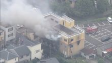 #PrayForKyoani: People mourn after deadly fire attack at Japanese anime studio in Kyoto