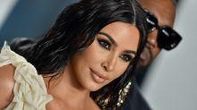 Kim Kardashian: 3 días en París y 3 looks de látex de Balmain