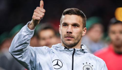 Eishockey: Podolski offizieller Botschafter der Eishockey-WM