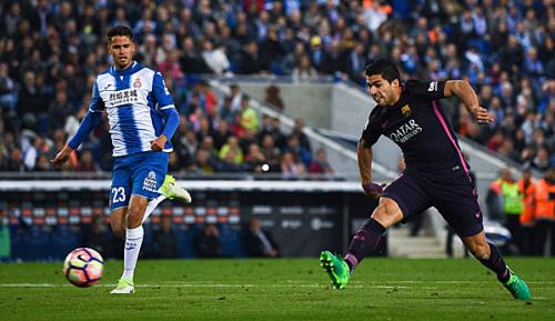 Primera Division: 35. Spieltag: Real und Barca im Gleichschritt - Atletico ballert