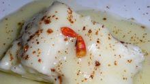 ¿Es posible mejorar una receta como el bacalao al pil-pil? En este restaurante lo han conseguido