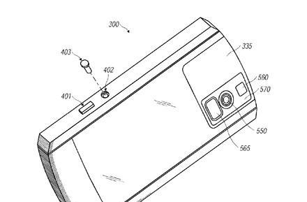 RIM patent locks down cameras the old fashioned way: with a key