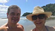 """Boulos inventou """"Covid para fugir do debate"""", acusa marido de Marta Suplicy"""