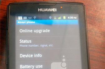 Huawei M660 wields portrait keyboard, headed for Cricket Wireless?