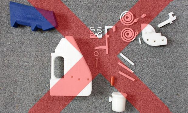 3D-printed firearm plans downloaded 100,000 times, State Department steps in
