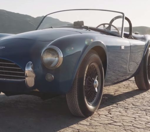 The First Shelby Cobra Sold for $13.75 Million