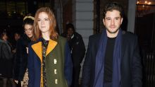 Kit Harington and Wife Rose Leslie Photographed Together for First Time in Nearly 6 Months