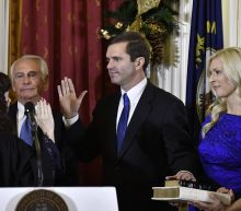 Kentucky's new governor reorganizes school board on day one