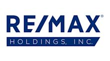 RE/MAX Holdings, Inc. Reports First Quarter 2020 Results
