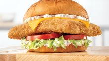 Arby's gives fish sandwich a limited menu run, trolling its competition as fast-food wars heat up