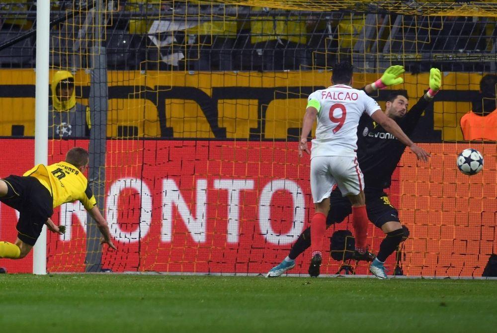 Dortmund-Monaco: le Borussia avait accepté le report, selon l'UEFA