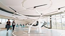 Volocopter kicks off presales for its first air taxi flights -- with a wait time of 2-3 years