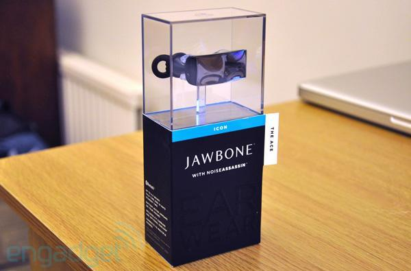 Aliph Jawbone Icon 'The Ace' Bluetooth headset review