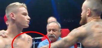 Kiwi boxer's brutal karma after 'disgusting' act