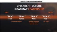AMD Announces 7 nm Ryzen CPU Range at CES 2019