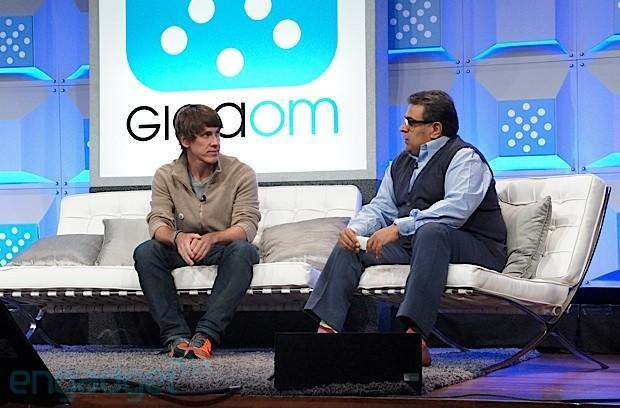 Dennis Crowley: Foursquare's a discovery and recommendation engine first, social service second