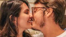 """Esposa de Fábio Porchat revela briga por ciúmes: """"Conversinha no WhatsApp"""""""