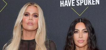 Khloé defends Kim's 40th birthday party getaway
