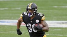 Conner's potent running aids in Steelers' 5-0 start