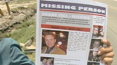 Search Continues For Man Missing From Crash