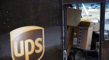 UPS posts $965 million profit, missing Wall Street's target