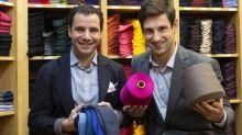La maison Mes Chaussettes Rouges innove avec une offre unique en Europe