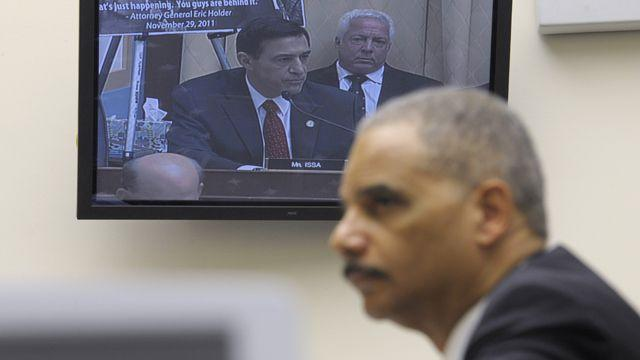 Did Eric Holder lie to Congress about Fast & Furious?