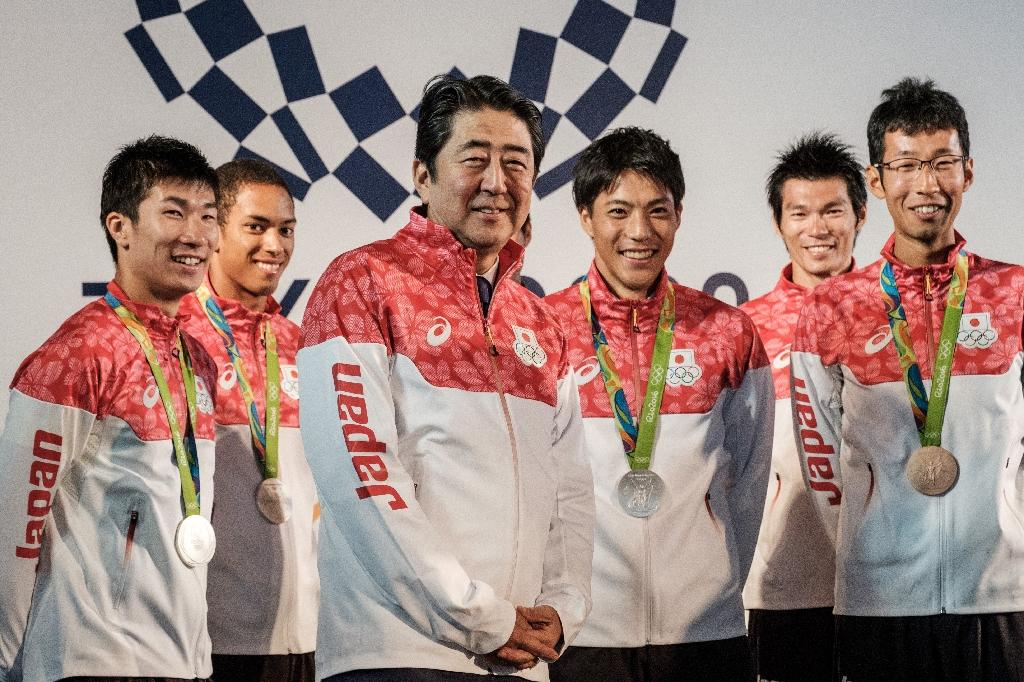 Japanese Prime Minister Shinzo Abe wants to support Japanese athletes in Pyeongchang