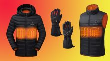 Self-heating jackets and gloves are your new secret weapon against the cold—and today they're almost half price