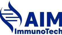 AIM ImmunoTech Reschedules Investor Conference Call to January 21, 2021 at 11AM ET