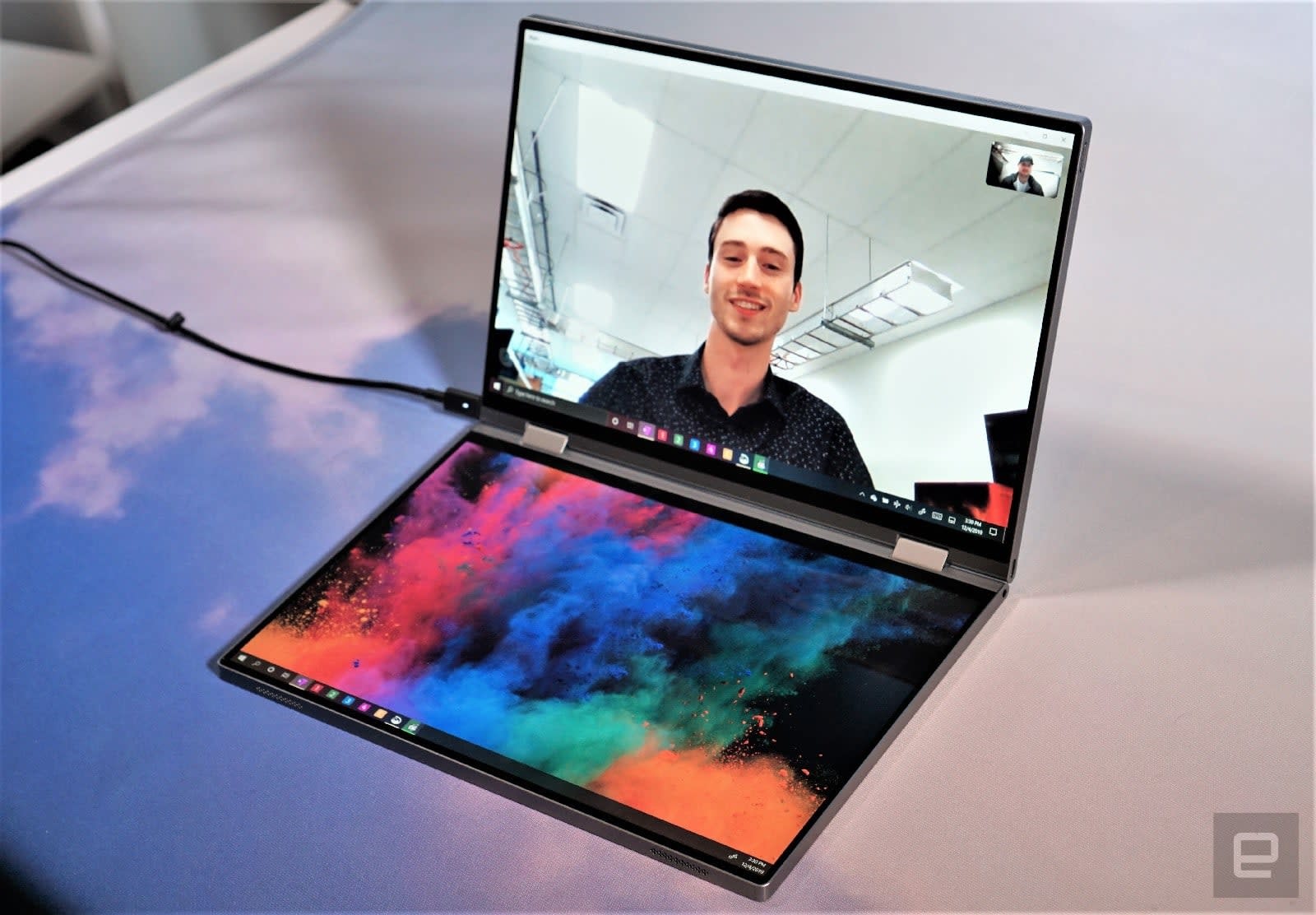 "Dell ""Concept Duet"" dual-screen laptop hands-on"