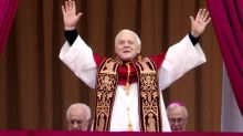 Anthony Hopkins, Jonathan Pryce launch papal feud in 'The Two Popes' trailer