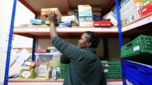 Line 18: Food bank use four times higher in Universal Credit areas