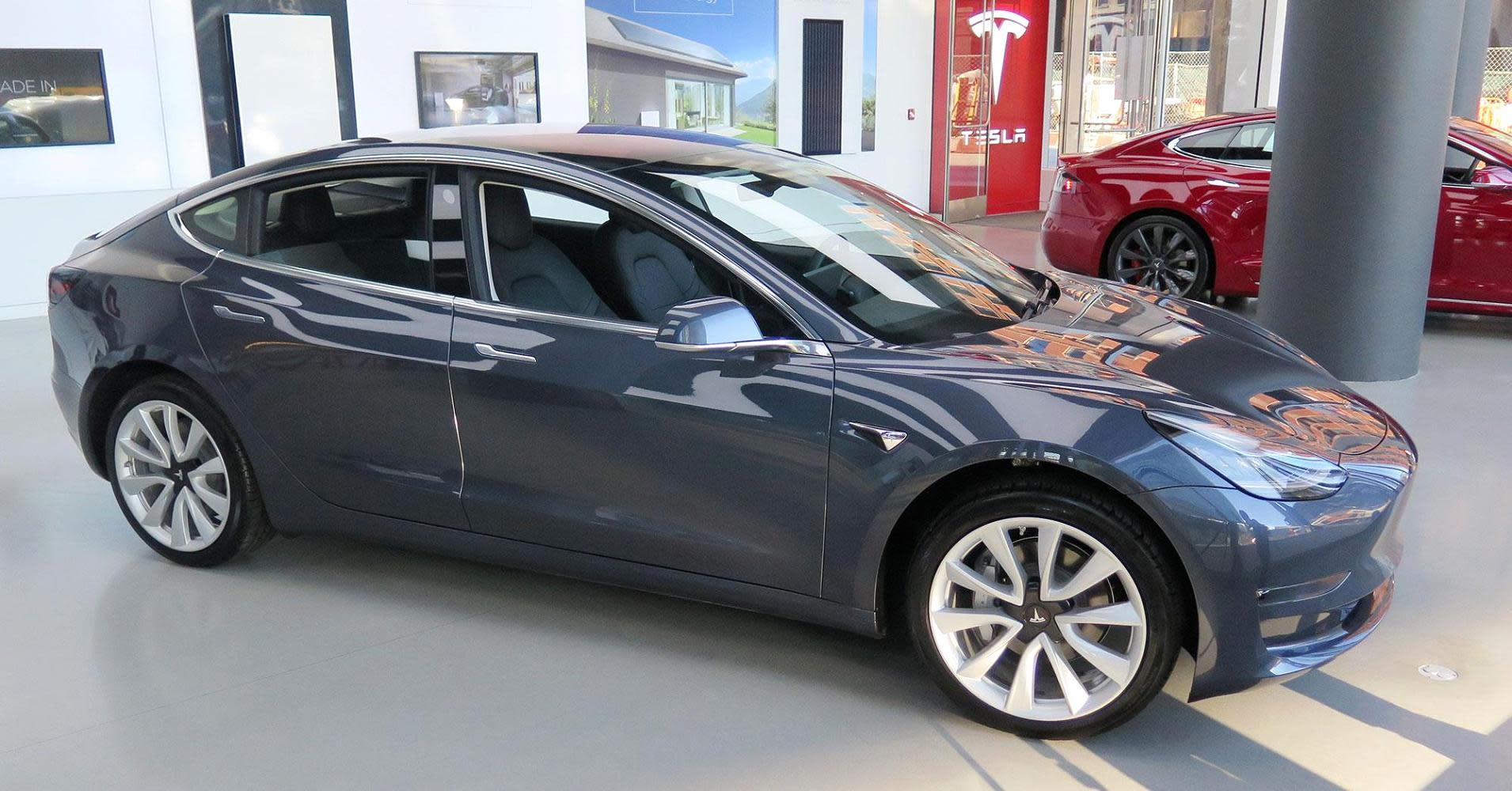 Tesla Car Company Summary