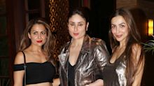 While Karisma spends time with her beau, Malaika chills with ex-hubby