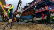 India's southeastern coast braces for powerful cyclone
