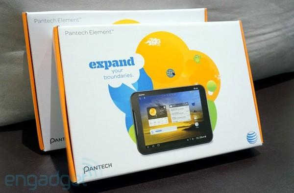 Engadget Giveaway: win one of two Pantech Elements, courtesy of DTS!