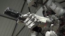 Russia sends gun-toting humanoid robot into space