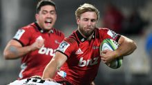 Crusaders stroll into Super semis after mauling Sharks