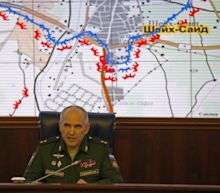 The Latest: Russia says Aleppo escape corridors under fire