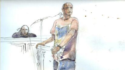 Procès Merah: l'ex-compagne du frère aîné raconte une dérive familiale