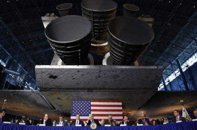 The Trump Administration just revived the Cold War-era Space Command