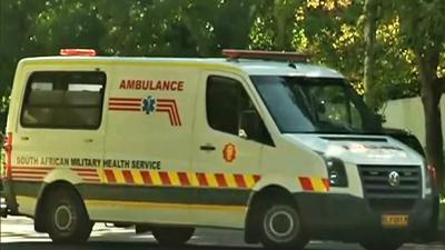 Raw: Mandela Home From Hospital