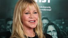 Melanie Griffith, 63, wows in pink lingerie for breast cancer awareness: 'WHOA MAMA'