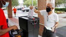 États-Unis: début du vote anticipé en Floride, État crucial dans le duel Trump-Biden