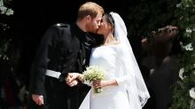 Watch every moment of Meghan and Harry's wedding