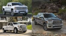 2019 Ram HD vs Chevy, Ford heavy duty trucks: How they compare on paper