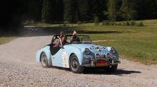 Rallying cry: Liège-Brescia-Liège classic car rally diary