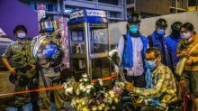 Sicherheitskräfte gehen gewaltsam gegen Gedenken an umstrittenen Polizeieinsatz vor