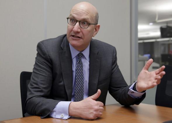 Virgin Hyperloop One recruits former MTA chief as CEO